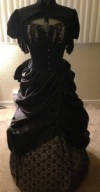 Making a Victorian/ Steampunk Bustle